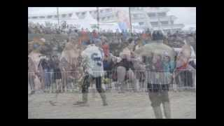 Repeat youtube video 2013 12 31 Cap d'Agde  dernier bain