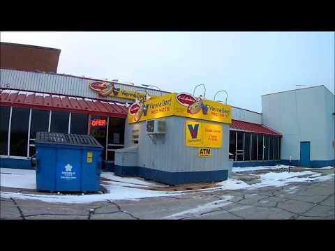 Village Shopping Center - Exploring Gary, Indiana