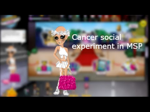 ~Cancer Social Experiment in MSP~Emo Chick Msp~
