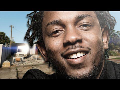 Kendrick Lamar Plays GTA 5
