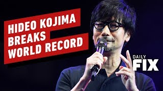 Death Stranding Creator Hideo Kojima Breaks World Record - IGN Daily Fix