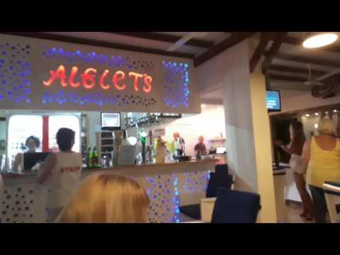 Alfie T's Karaoke Bar, Paphos, Cyprus