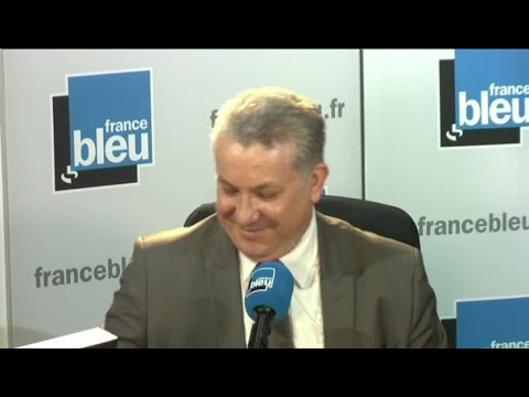 Jean-Marc Nicolle, invité de France Bleu Matin