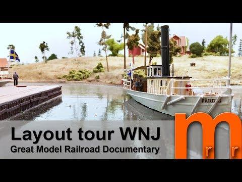 Great Model Railroad Documentary WNJ