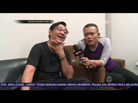 Jadi MC Talkshow Presiden, Sule dan Andre Banggakan Attitude Presiden Jokowi