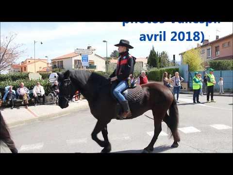 CAVALLADE DE CÉRET 2018