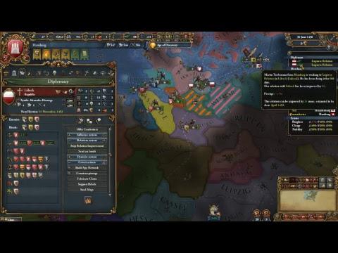 EU4 MP - Small Nations Dharma Campaign 1  