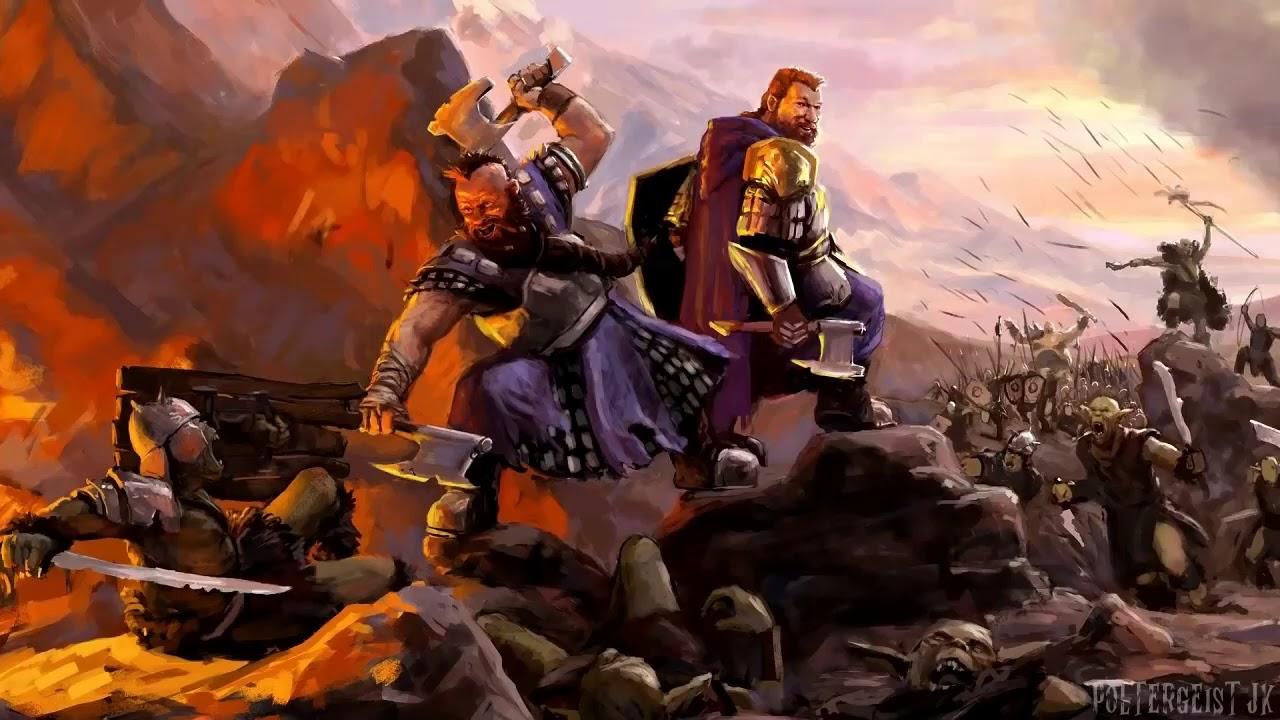 Download Die Zwerge - Gaming Fantasy Hörspiel