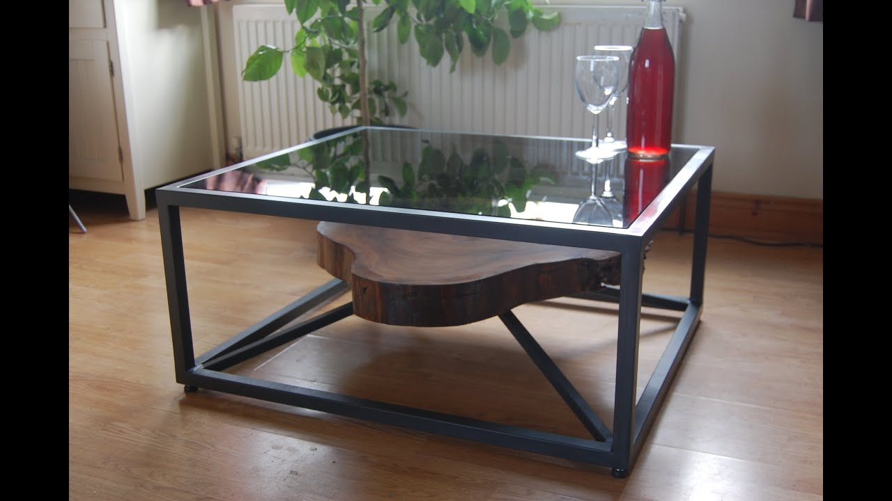 Custom Coffee Table Youtube