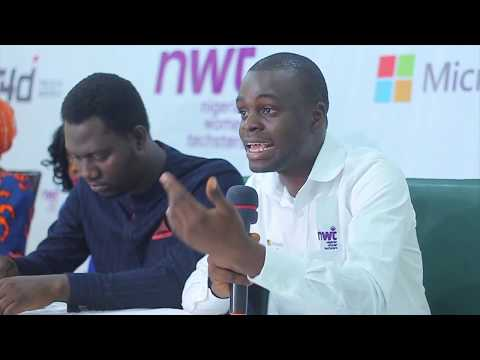 Nigerian Women Techsters (NWT)  Press Conference