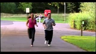 Mark & Big Sus go jogging - Peep Show