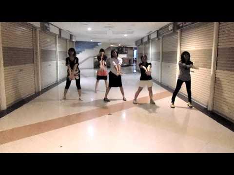 T-ARA(티아라) -  Day Bay Day dance