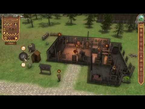Crossroads Inn | Sandbox-Mode | Gameplay Trailer |