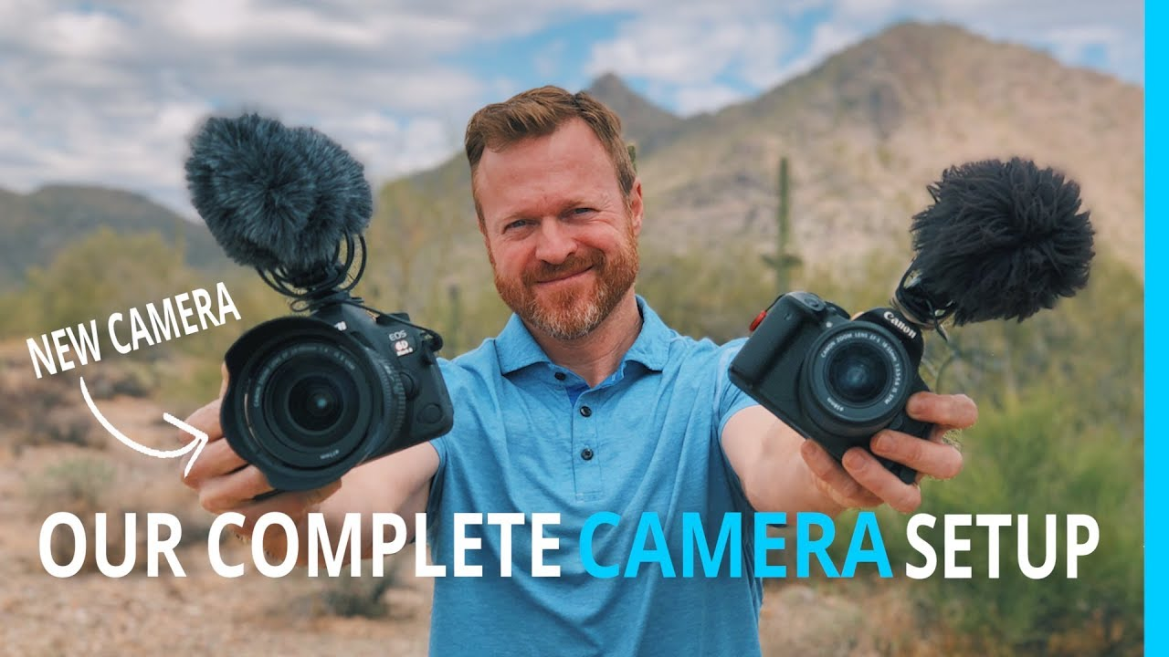 Best Cameras For YouTube - Our Complete Video Setup