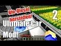 Ultimate Car Mod 02 🚗 Bio-Diesel herstellen!