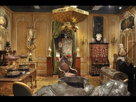Biennale des Antiquaires features treasures since the 1950's