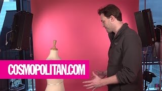 Clueless Guys Unclasp Different Kinds of Bras, Part 2 | Cosmopolitan