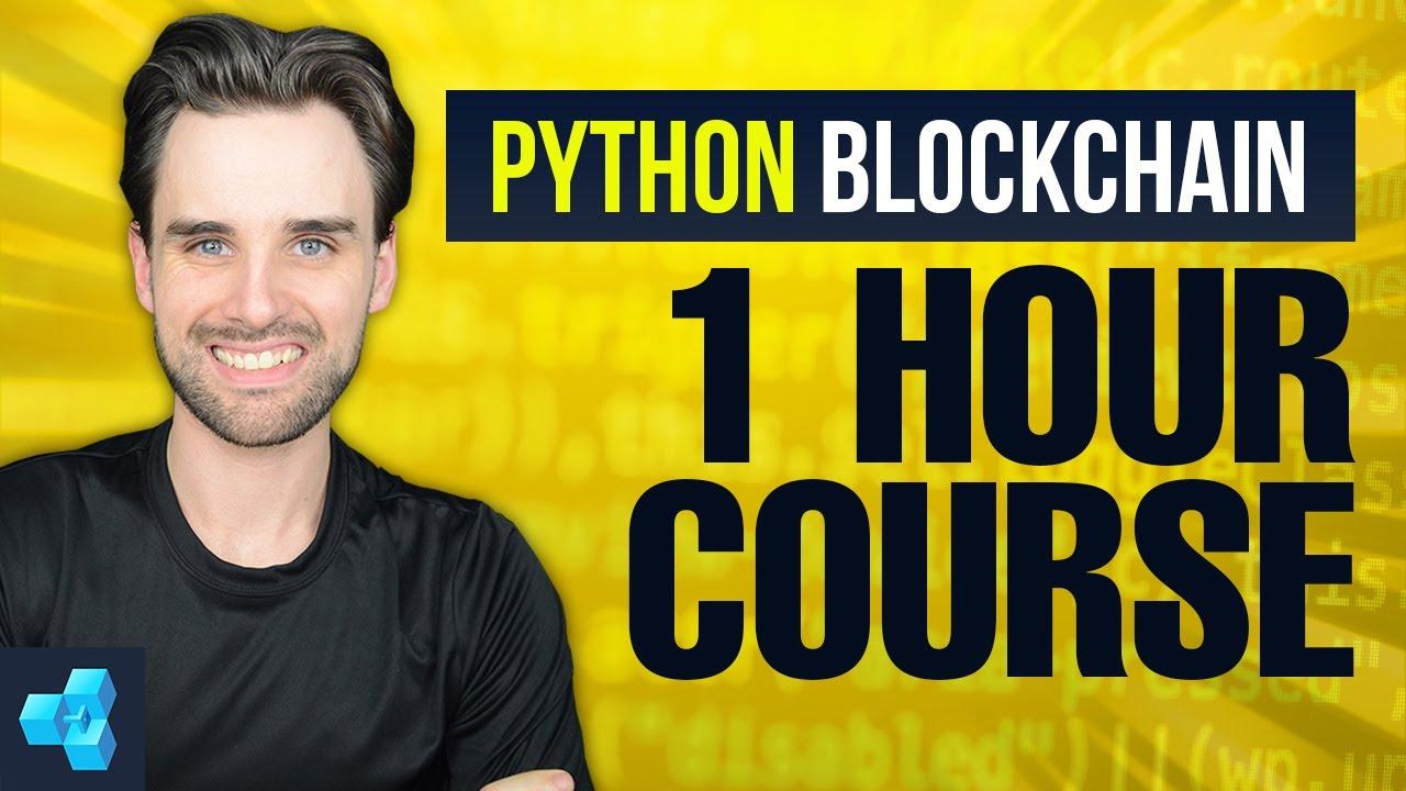 create your own blockchain python
