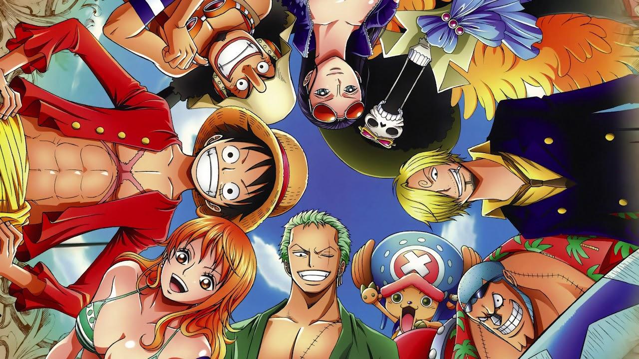 One Piece Opening 1 Japanese English Lyrics Full Version Youtube