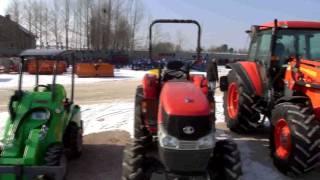 Maszyny Rolnicze - Największa w Polsce Składnica Nowych Maszyn Rolniczych i Ciągników Kubota