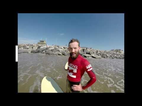 Beginner Surf Lesson  -  Lahinch Surf School - Ireland, Co.Clare