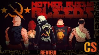 MOTHER RUSSIA BLEEDS - PS4 REVIEW