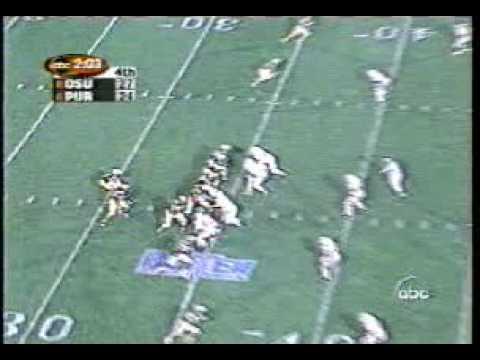 #3 Ohio State at #7 Purdue 2000