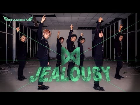 MONSTA X (MONSTA X) - JEALOUSY COVER BY INVASION BOYS