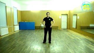 Урок сучасного танцю в стилі «Меренге»