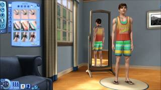 The Sims 3 - Create a Sim - Andy Serna