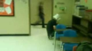 Bigfoot in Spanish Class