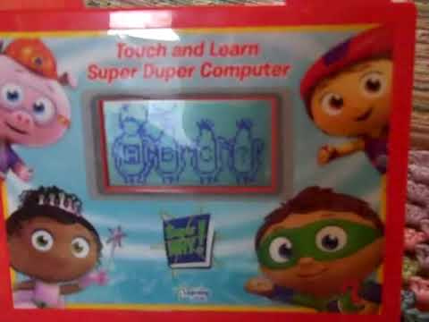 Birthday Ideas for 3 4 5 6 Year Olds | Themed Party Planning |Super Why Duper Computer