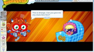 Moshi Monsters Super Moshi Mission 5 Part 1