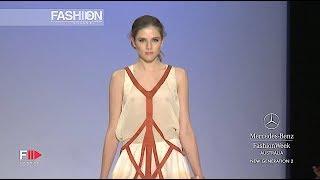 NEW GENERATION 2 Spring Summer 2012 2013 MBFW Australia - Fashion Channel