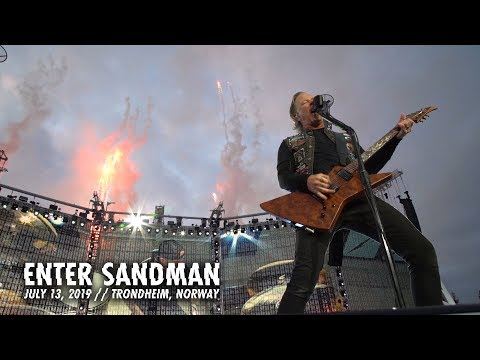 SHROOM - Watch METALLICA's Entire Norway Show [Video]