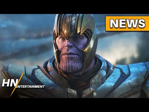 MARVEL OFFICIALLY Re-Releasing Avengers Endgame With NEW Footage