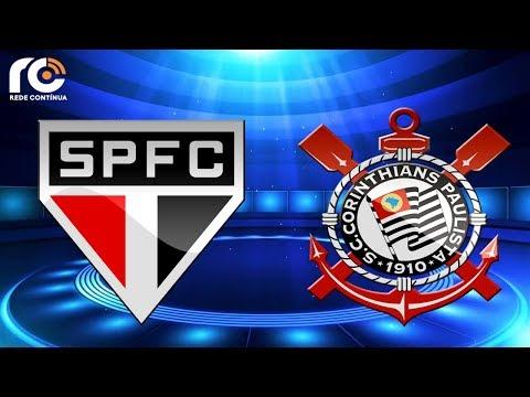São Paulo 3x1 Corinthians | AO VIVO | Brasileirão