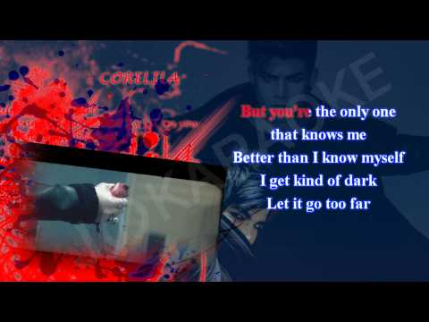 Adam Lambert - Better than I know myself Karaoke