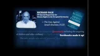 Alan Dershowitz Exposed