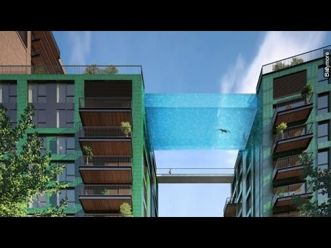 This 'Sky Pool' In London Is Awesome And Terrifying - Newsy