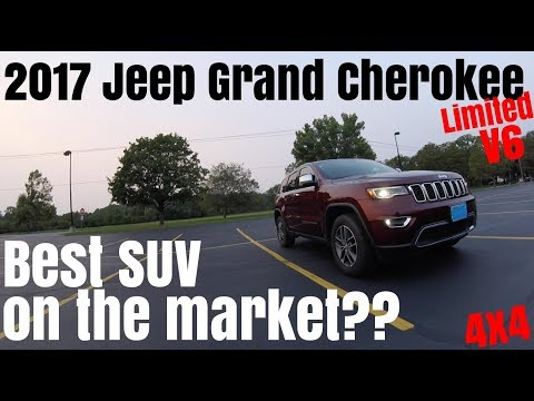 2017 Jeep Grand Cherokee Limited V6 0 60 Review