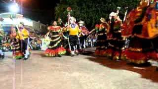 Garabato de Sabanalarga. Presentación Guacherna 2010.