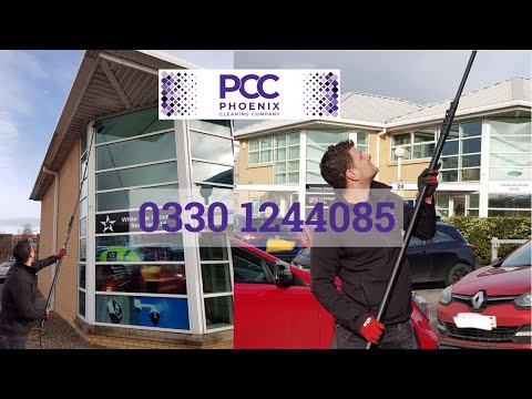 Window Cleaners In Leeds >> Commercial Window Cleaning Leeds Our Cleaners Make Your Windows Sparkle