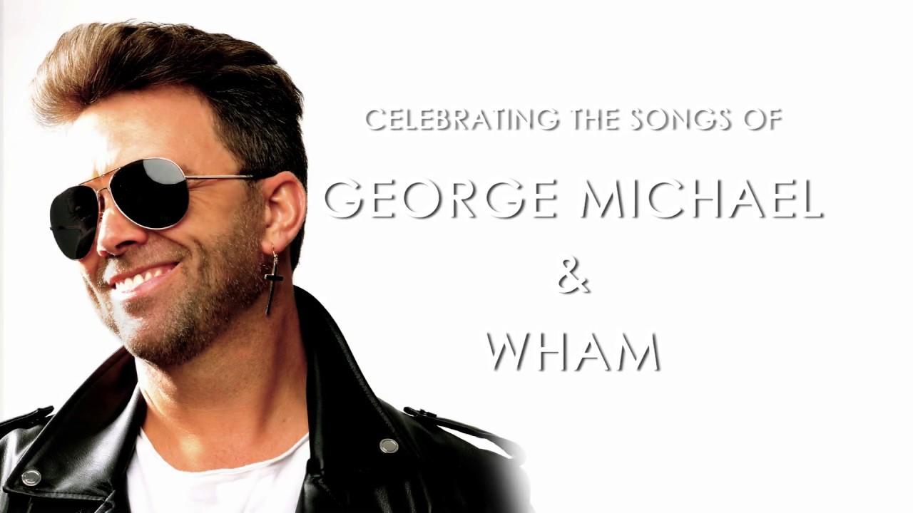 Paul Grant Reason as George Michael   Beyond Faith Live