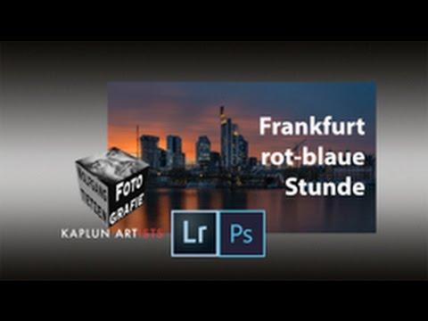 Frankfurt 5/5 - Rot-Blaue Stunde, ein Timeblend