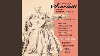 Keyboard Sonata in E-Flat Major, K.123/L.111/P.180