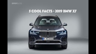 5 Cool and Interesting facts about the BMW X7