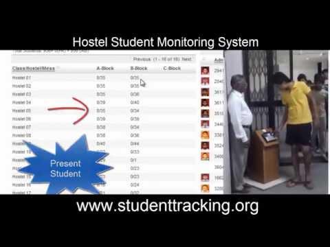 Hostel Student Monitoring System