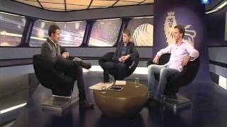 Thomas Sørensen vs Asmir Begovic - målmandstræning/goalkeeper training