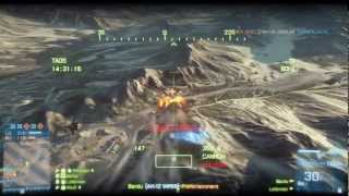 Battlefield 3 - Armored Kill First Day Gameplay